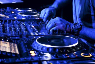 DJ produkcia